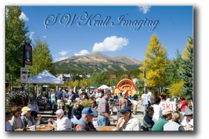 Oktoberfest in Breckenridge Colorado