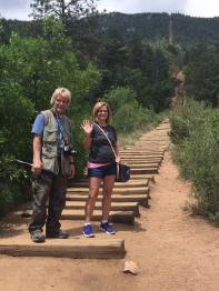 Alyson & Steve Manitou Incline