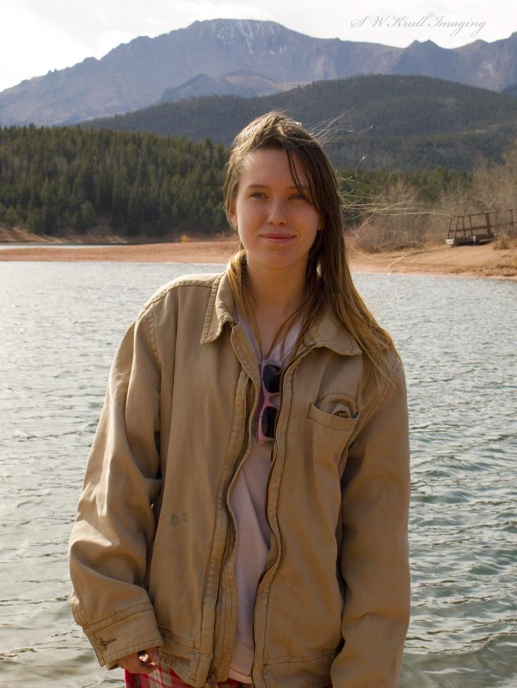 Mariah at Pikes Peak