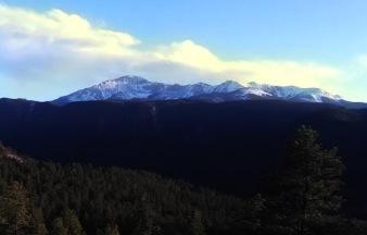 Rocky Mountain Evening (edited)