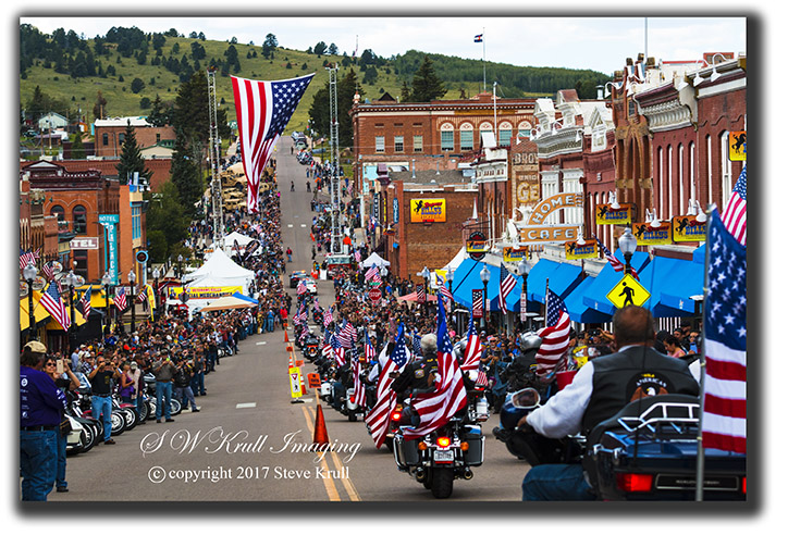 Veteran's Freedom Ride to Cripple Creek