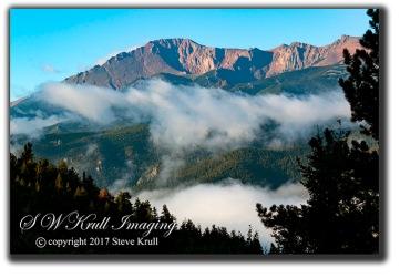 Fog on the Peak
