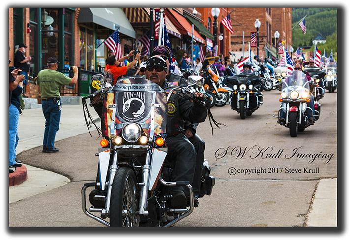Veteran's Ride for Freedom to Cripple Creek