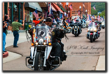 Veteran's Ride for Freedom to Cripple Creek