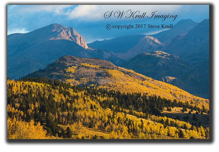 Pikes Peak Autumn