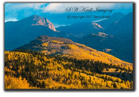 Pikes Peak Autumn
