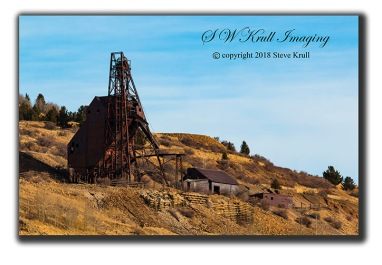 Gold Mine near Victor Colorado