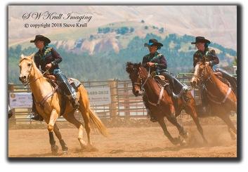 Synchronized Riders