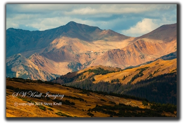 Autumn Tundra on Trail Ridge