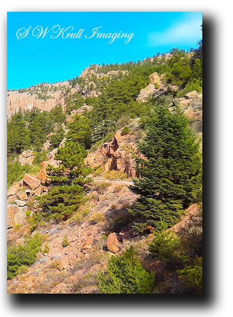 Phantom Canyon Wall