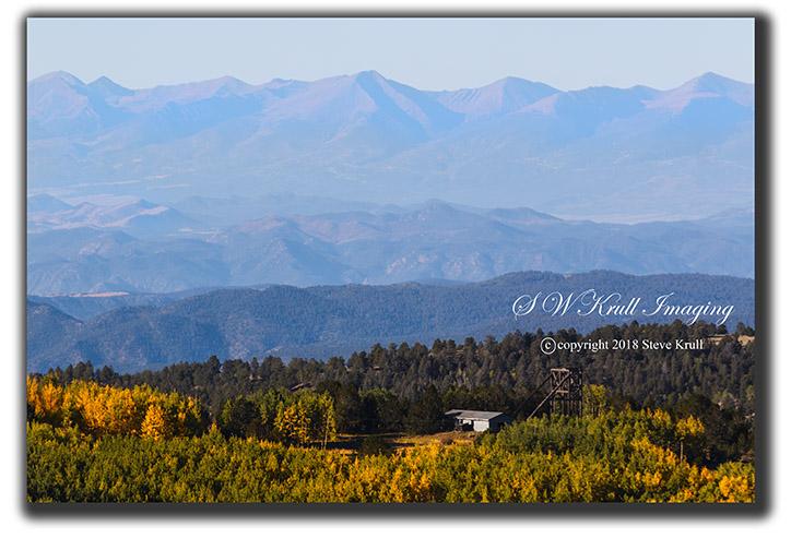 Historic Gold Mine Colorado