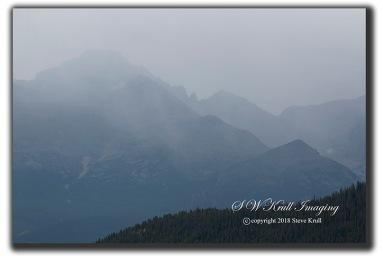 Storm Clouds on Trail Ridge