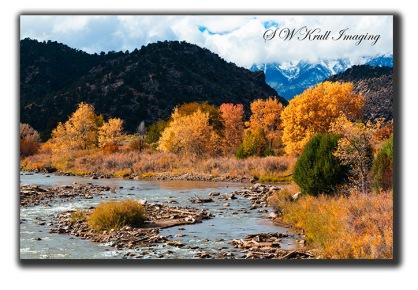 Autumn Arkansas River