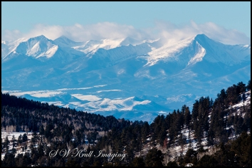 Beautiful Sangre de Cristo