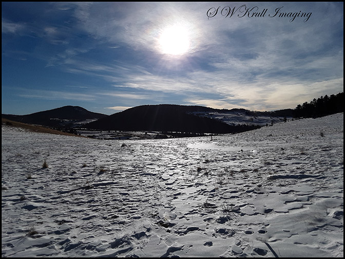 Snow in the High Country