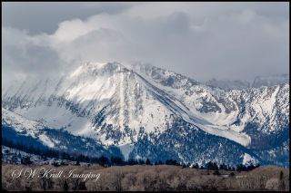 Sangre de Cristo Mountain Range of Colorado