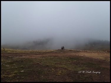 Fog on the Summit
