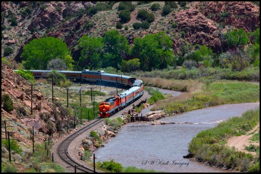 Royal Gorge Passenger Train