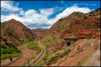 Tunnel Drive Trail at Royal Gorge