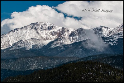 Fresh Snow on Pikes Peak