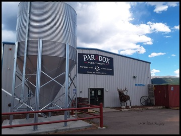vParadox Brewery in Divide Coloradoo