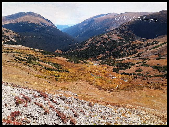 Summit on Trail Ridge Road