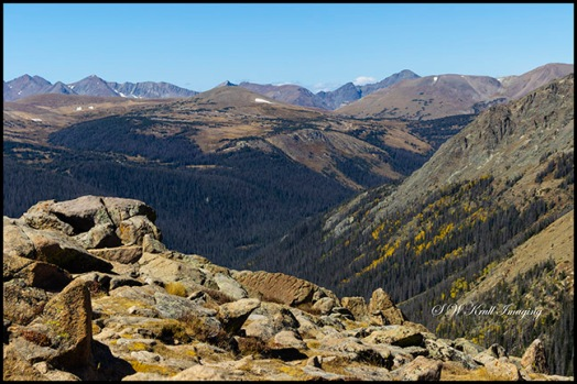 Autumn on Trail Ridge Road