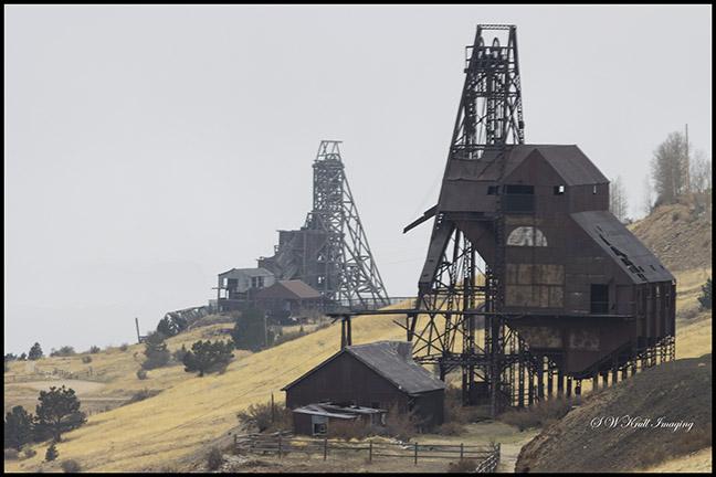 Foggy Mines