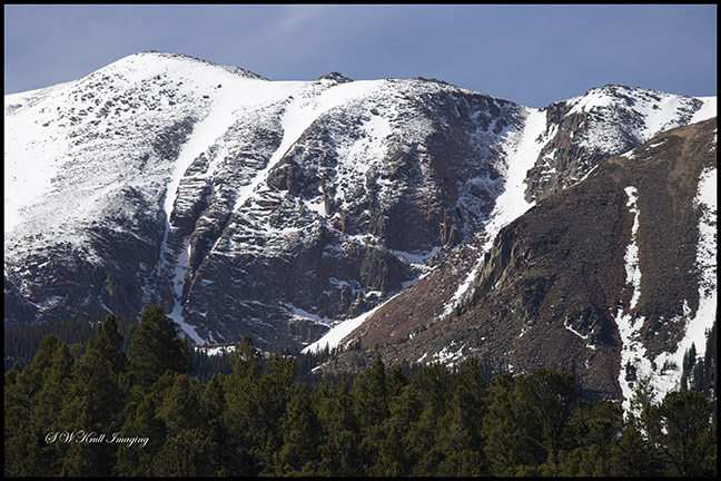 Spectacular Pikes Peak View