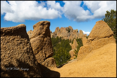 Crags Trail Scenery