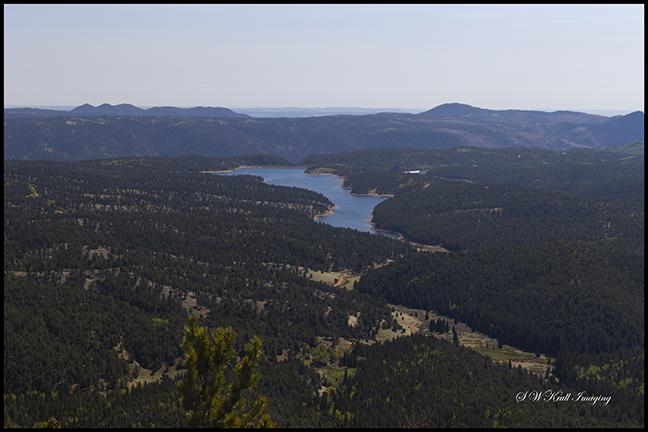 Pikes Peak and North Catamount