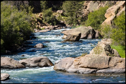 Whitewater of the South Platte River