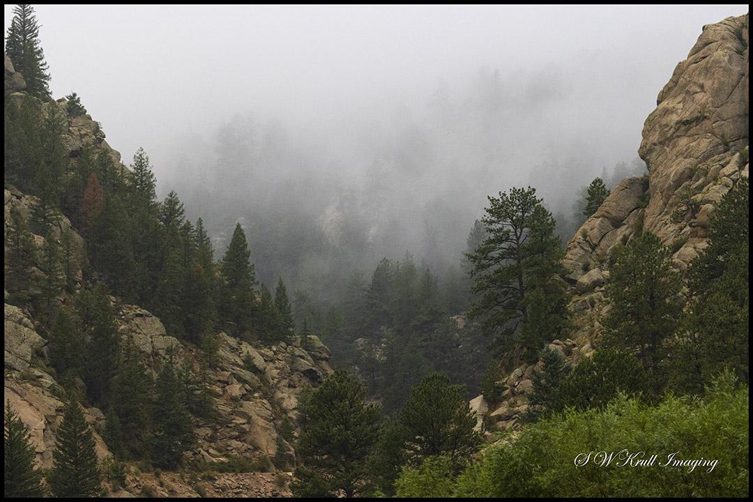 Beautiful Eleven Mile Canyon Colorado
