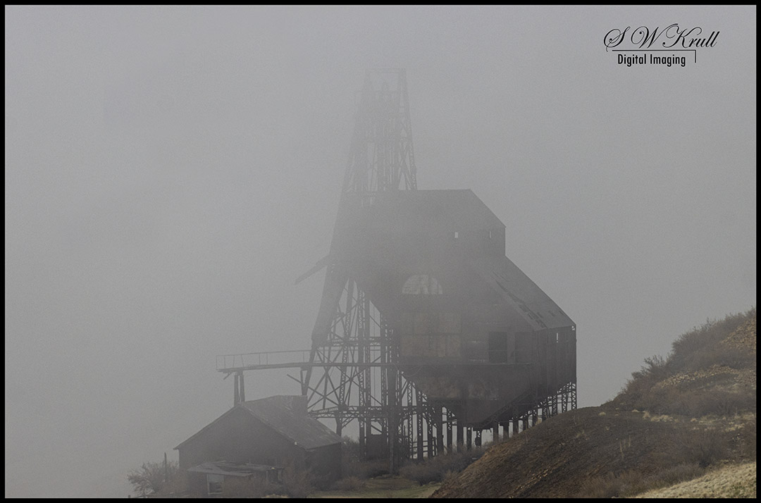 Fog in Mine Country