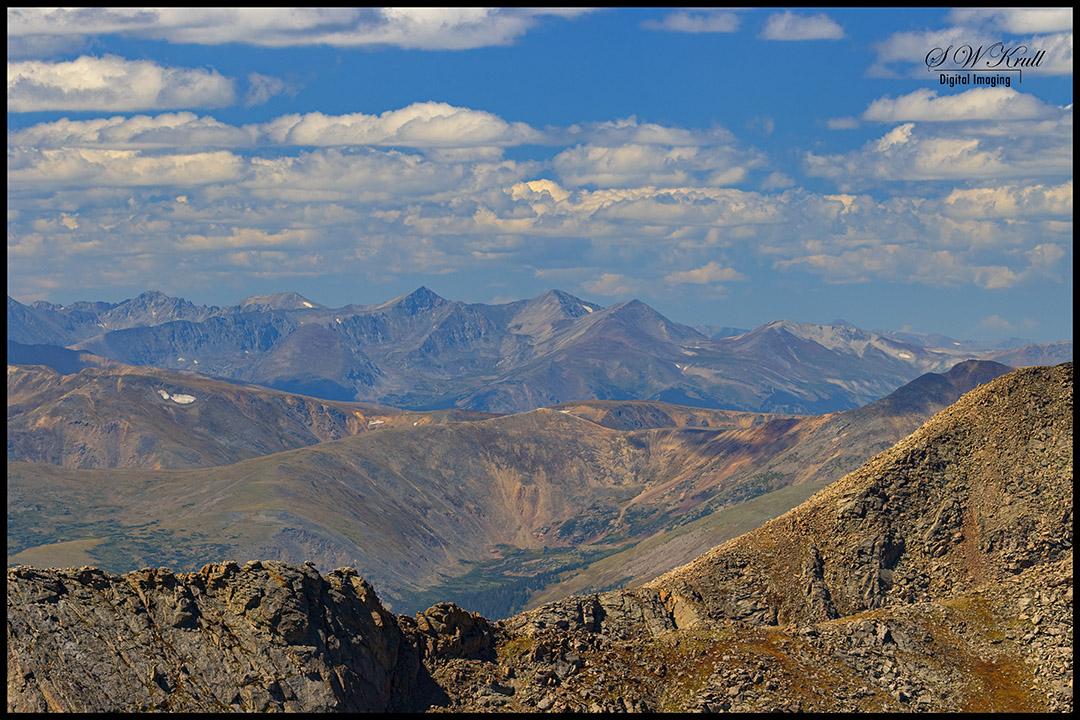 Beautiful Mount Evans Colorado