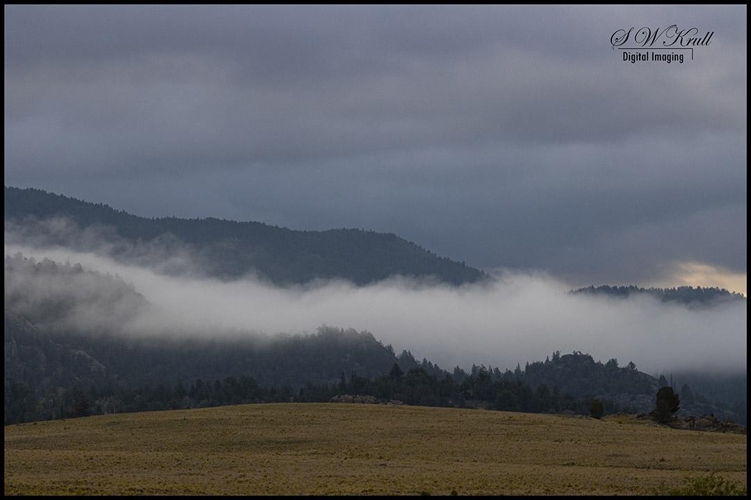 Storm on Lost Creek Wilderness