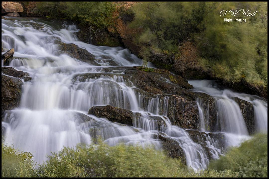 Waterfall at Tarryall