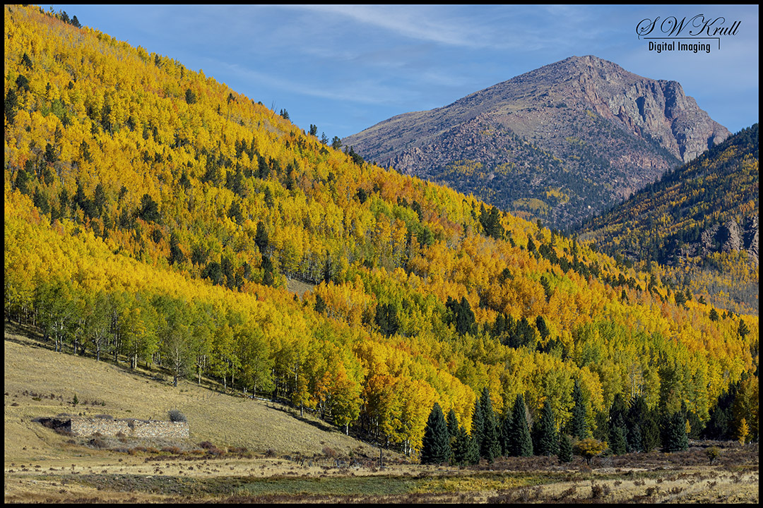 Autumn on Pikes Peak and Mine Country